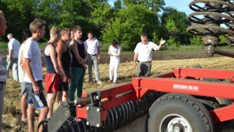 В Саратовском ГАУ поддержан проект развития селекции и семеноводства