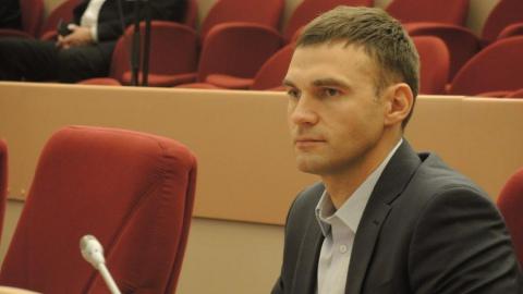 Сергей Улегин занял место вгородском парламенте