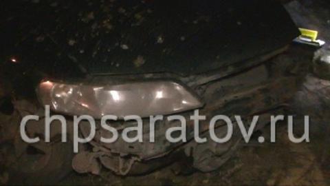 """Четыре человека пострадали после столкновения """"Опеля"""" с опорой линии электропередач"""