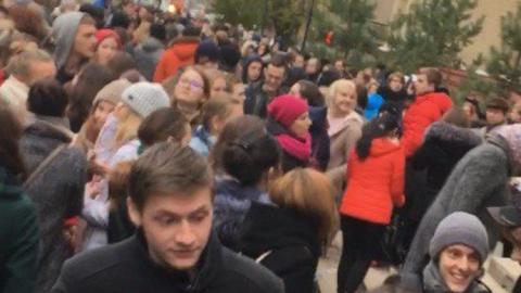 В Саратове эвакуировали приставов, торговые центры и корпус СГУ