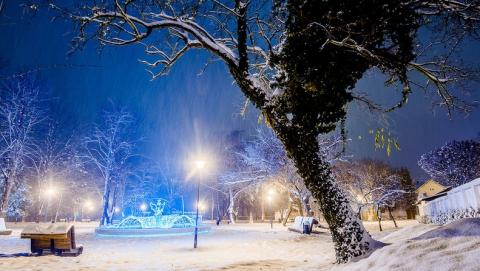 Синоптики прогнозируют туман сплохой видимостью имороз до-14°C