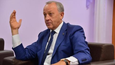 Губернатор Саратовской области отправился в столицуРФ насъезд железнодорожников