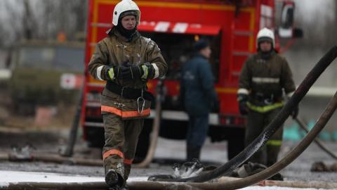Саратовцам напоминают правила пожарной безопасности в многоквартирных домах