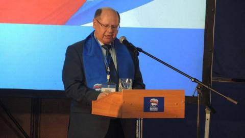 Партийцы проголосовали заотставку секретаря саратовского отделения «Единой России»