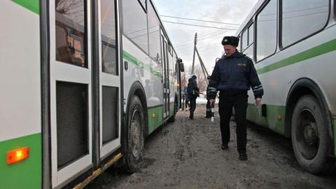 ВСаратове смаршрутов сняли 12 неисправных автобусов
