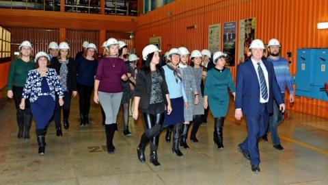 Более 50 учителей и медицинских работников приняли участие в обучающем семинаре на Балаковской АЭС