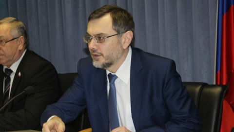 Министром по делам территориальных образований региона стал Сергей Зюзин