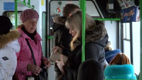 В Саратове стартовала продажа единых проездных на январь