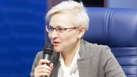 """Сенатор Людмила Бокова потеряла одну строчку в рейтинге """"Медиалогии"""""""