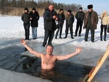 Опубликован список мест, отведенных для крещенских купаний