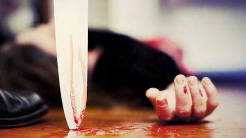 Саратовчанка защищалась ножом отпопытавшегося ееизнасиловать мужчины