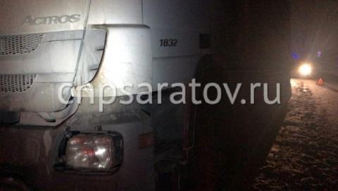 В Саратове самосвал сбил 13-летнего мальчика