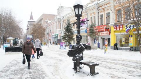 Мэрия просит автолюбителей не создавать препятствия для уборки снега