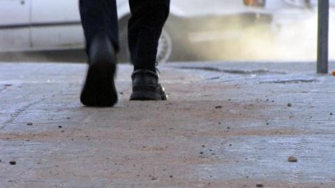 "На улице Пугачева мужчина за рулем ""Хонды"" сбил пенсионера"