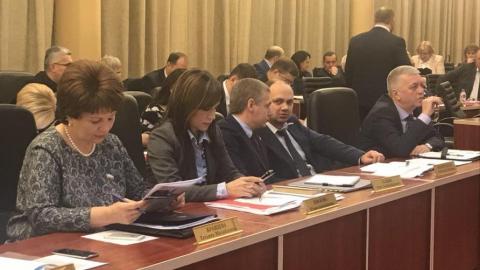 Валерий Радаев подвёл предварительные итоги 2017 года