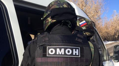 В Саратове бойцы ОМОН поймали находящегося в розыске иностранца