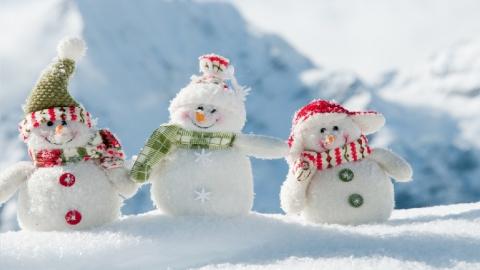 Саратовцам обещают снегопад и до пяти градусов мороза