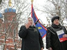 На митинге в Петровске инициаторов отделения от Саратова просили выслать в Казахстан и Нью-Йорк