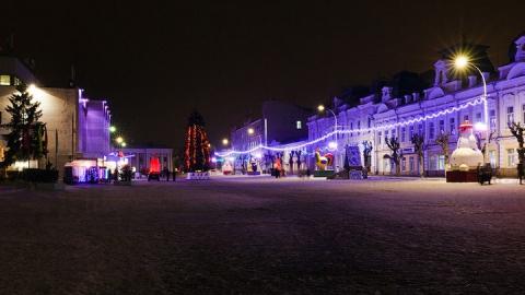 Жители Вольска полчаса оставались без света и отопления
