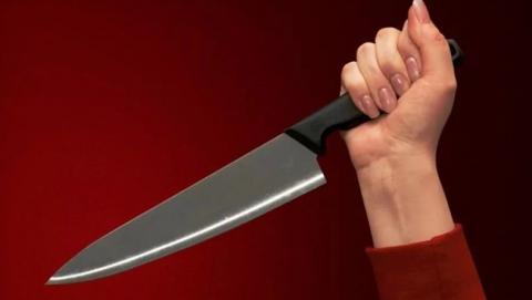 Саратовчанка ранила мужа кухонным ножом