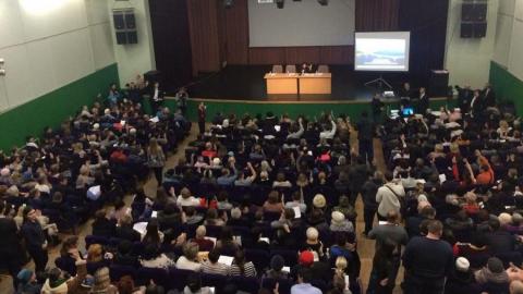 На публичные слушания по Генплану пришли 673 саратовца