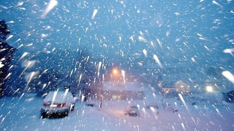Саратовцам обещают снег и до -6 градусов