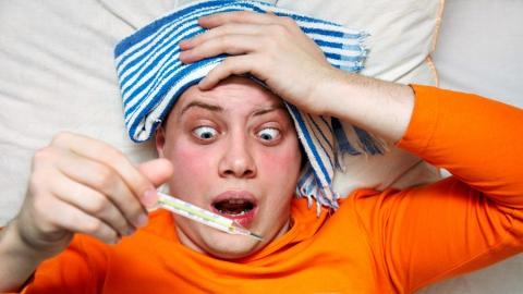 Почти 11,5 тысячи саратовцев заболели ОРВИ