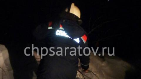 В Вольске в овраге нашли тело мужчины
