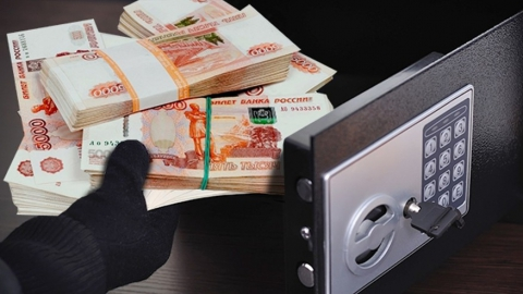 Товаровед украл более 40 тысяч из сейфа в магазине на Мясницкой