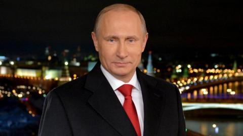 Саратовцы смогут посмотреть новогоднее поздравление президента на Театральной площади