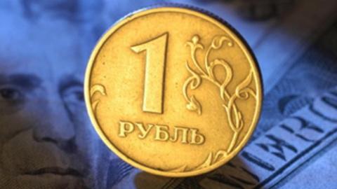 Российский рубль укрепился по сравнению с долларом