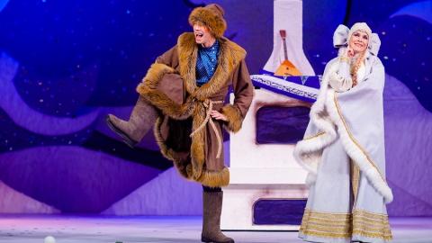 Саратовцев приглашают на детский мюзикл и новогодний кинопоказ