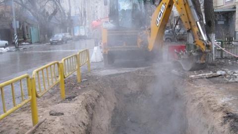 Жители улицы Посадского остались без отопления из-за работ энергетиков