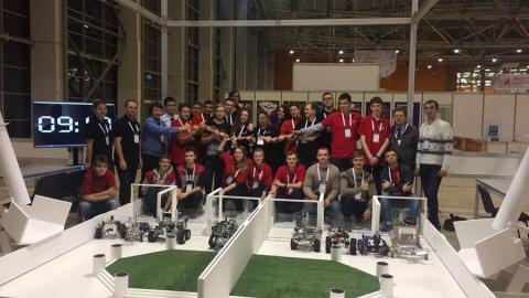 Студенты СГТУ заняли призовое место в межвузовском чемпионате WorldSkills Russia