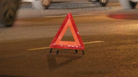 НаМосковском шоссе шофёр легковушки насмерть сбил пенсионера и исчез