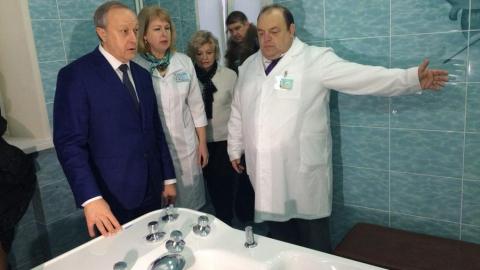 После Нового года в Саратове запустят реабилитационную лечебницу на Набережной