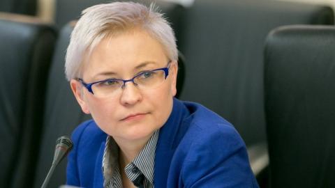 Людмила Бокова пожелала жителям Саратовской области праздничного настроения и любви