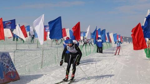 Саратовский НПЗ сделал подарок всем лыжникам области