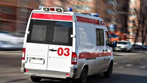 """В столкновении """"Хундая"""" и грузовика пострадали три человека"""