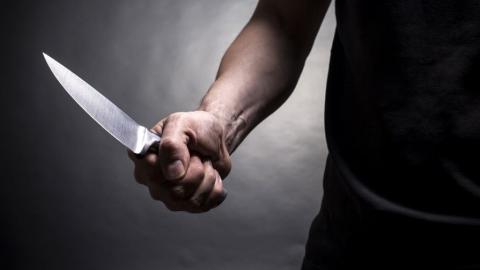 Сбежавший заключенный убил требовавшую развода многодетную жену 40 ударами ножом