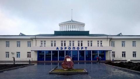 За несколько часов до Нового года в саратовский аэропорт поступил звонок о минировании