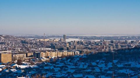 Во второй день наступившего Нового года в Саратове будет пасмурно