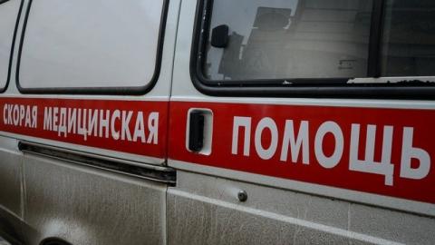 """В Саратове два человека пострадали при столкновении """"Гранты"""" и """"Хундай"""""""