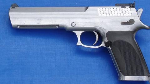 У дебошира из Сокола нашли самодельный пистолет и патроны