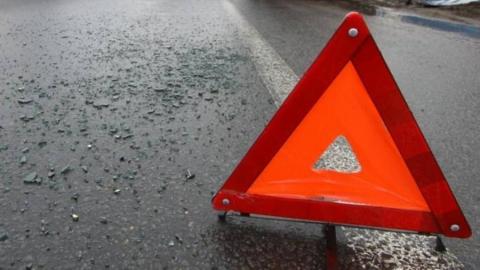 Пять человек пострадали в аварии с двумя иномарками на Рабочей