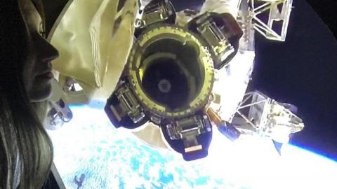Стало известно время для наблюдения за МКС в небе над Саратовом