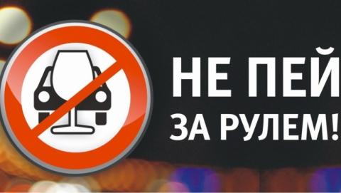 """""""Нетрезвый водитель"""": за два дня задержано 11 нарушителей"""