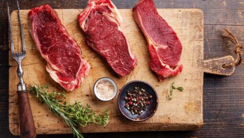 Ветеринары нашли в регионе 61 тонну опасного мяса