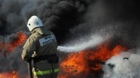 Саратовские пожарные за новогодние праздники спасли из огня 28 человек