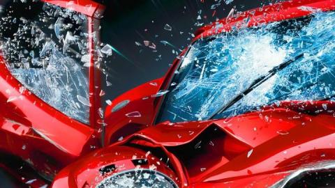 В Саратове во время новогодних каникул в авариях погибли два человека